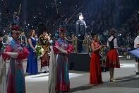 Membrul AO ''ANPCI'' d-l Ghenadie Tutunaru dirijează orchestrele militare la festivalul mondial al paradelor militare din Germania.